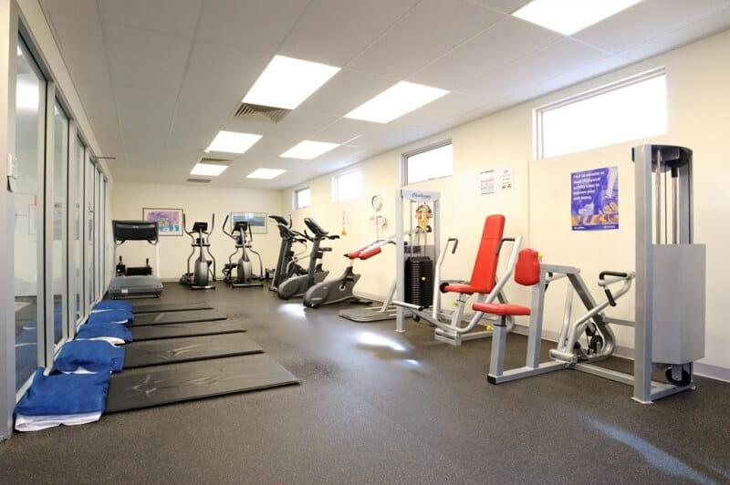 Gym - Health Wellbeing