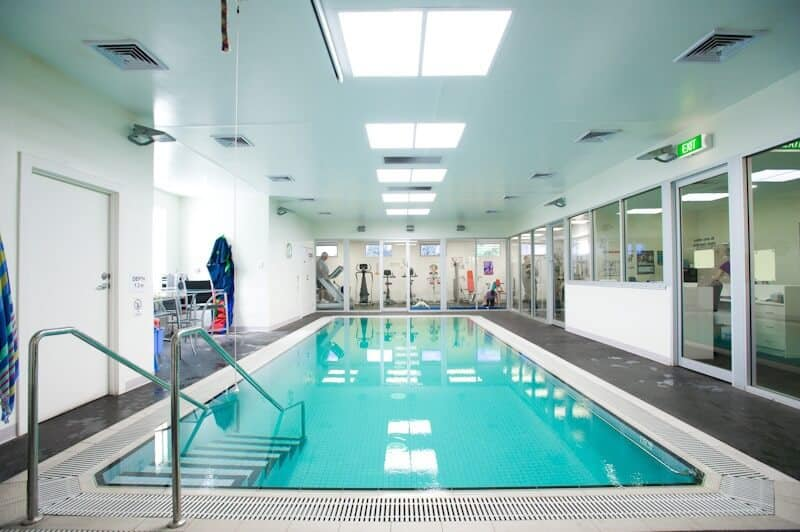 Pool Healthily Wellbeing